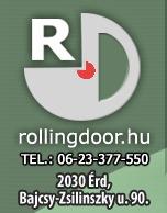 rolling door-logo