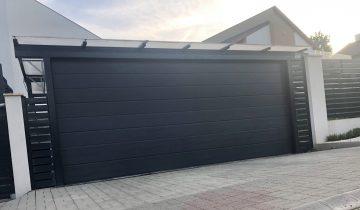 szekcionált garazskapu