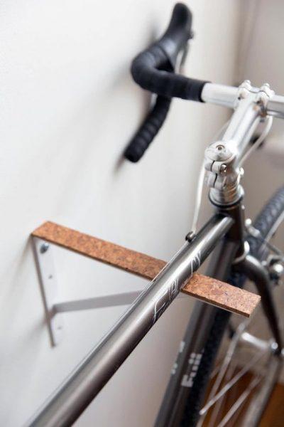 kerékpár tárolása